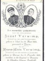 VERWIMP Franciscus Alois
