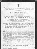 VERHOEVEN Josephus