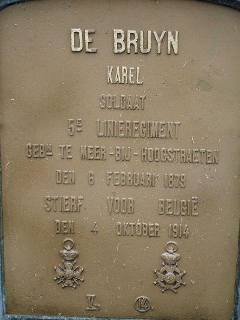 De Bruyn Karel