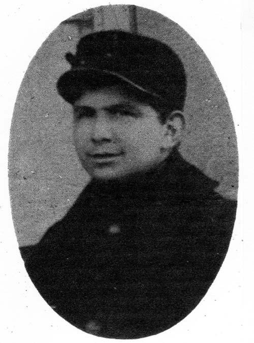 Nuyts Joseph Aloïs (alias Joseph Albert)