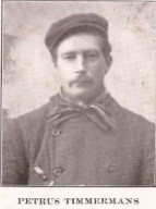 Timmermans Petrus Joannes