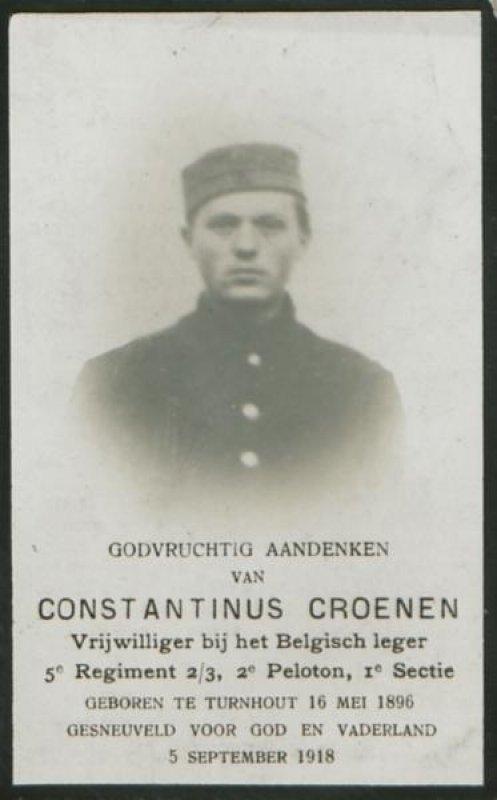 Croenen Constantinus Martinus