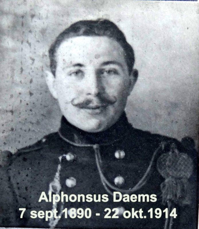 Daems Alfons Frans