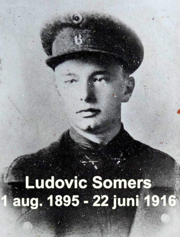Somers Ludovicus Adolphus Emilius Léon Maria Somers