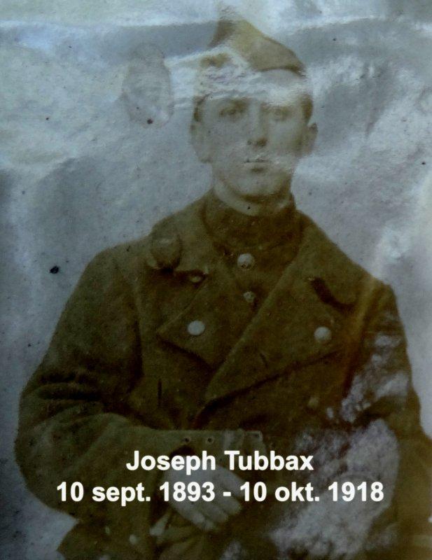 Tubbax Jozef Jan Maria