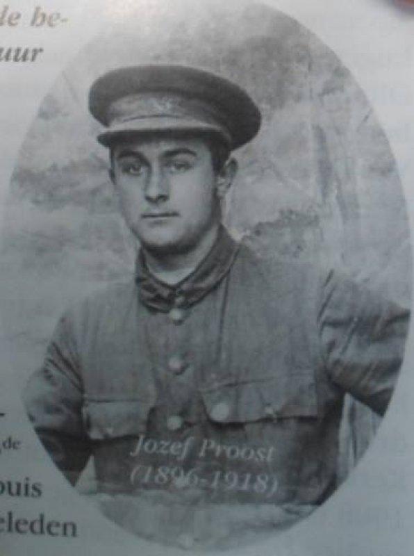 Proost Wilhelm Joseph