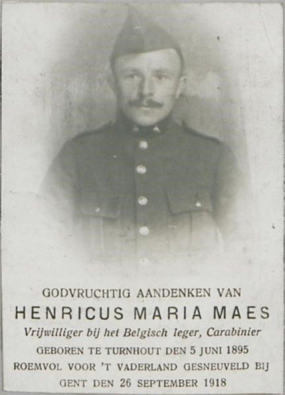 Maes Henricus Maria