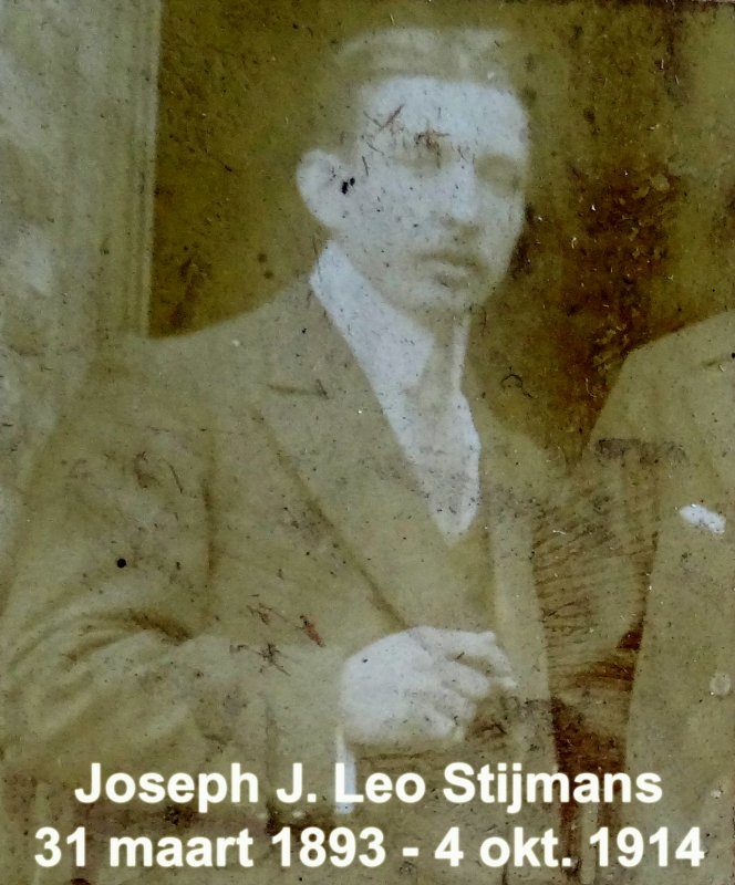 Stymans Jozef Jan Leo Maria