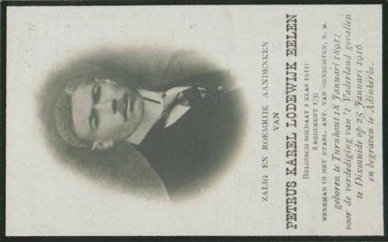 Eelen Petrus Karel Lodewijk