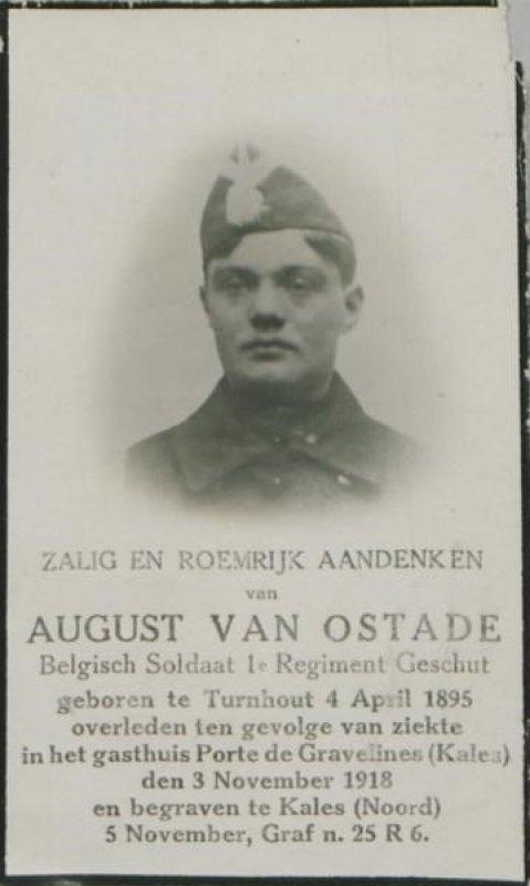 Van Ostade Augustinus