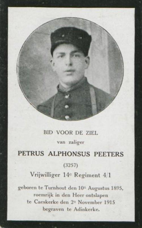 Peeters Petrus Alphonsus