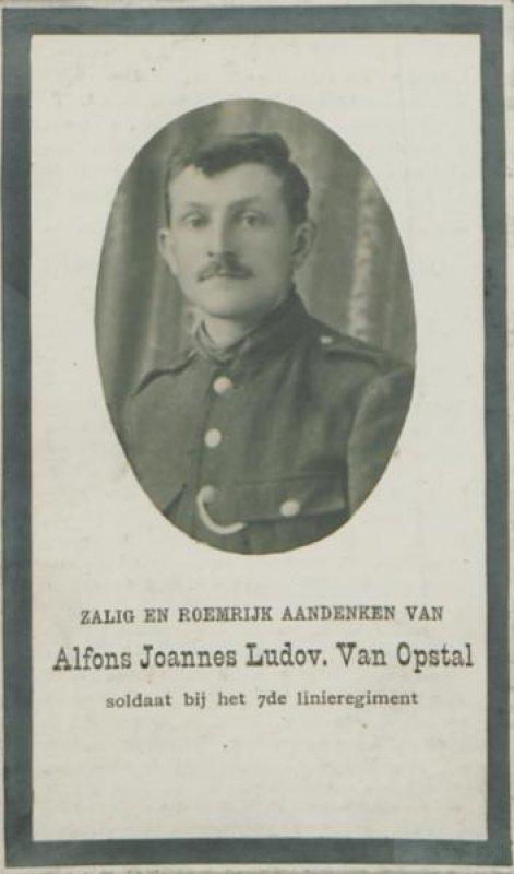 Van Opstal Alfons Jan Louis