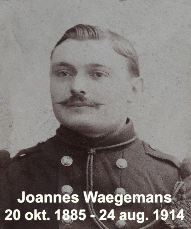 Wagemans Jan Baptist Antoon