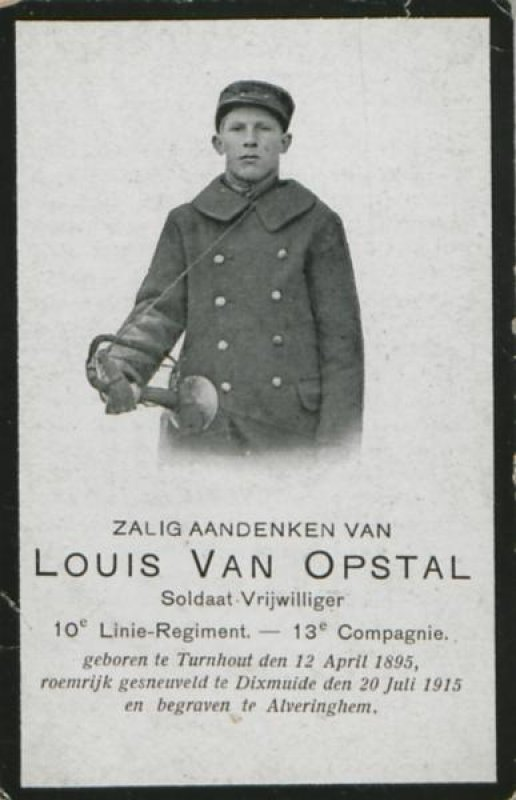 Van Opstal Ludovicus