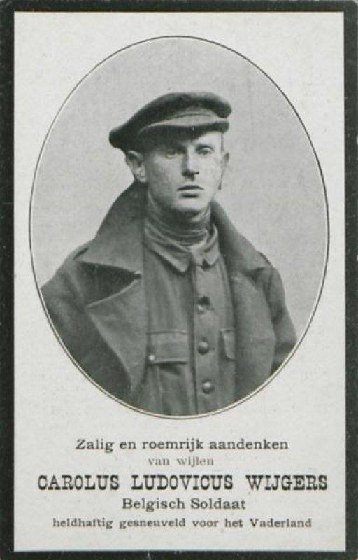 Wijgers Carolus Ludovicus