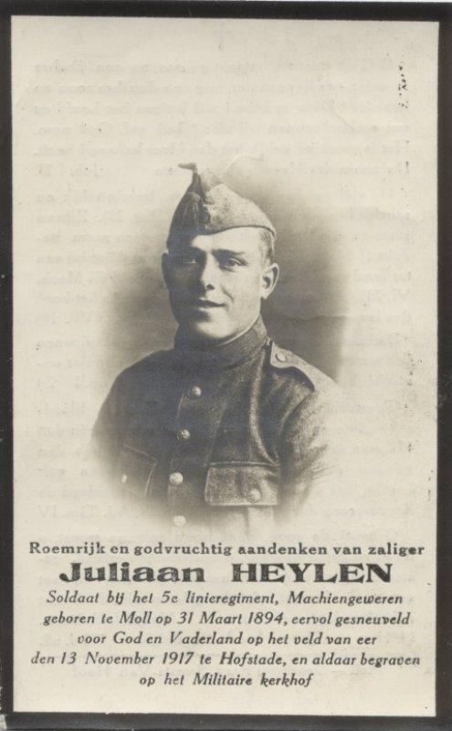 HEYLEN Juliaan