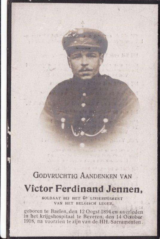 JENNEN Victor Ferdinand