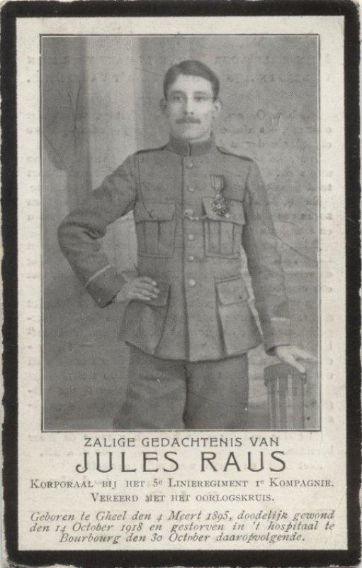 RAUS Julianus