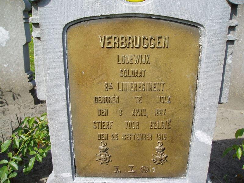 VERBRUGGEN Lodewijk