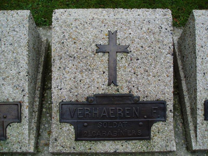 VERHAEREN Martinus Franciscus