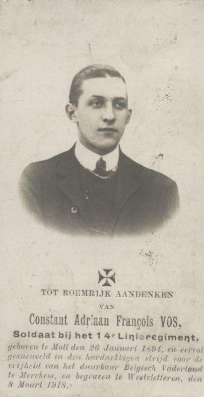 VOS Constantijn Adriaan Frans