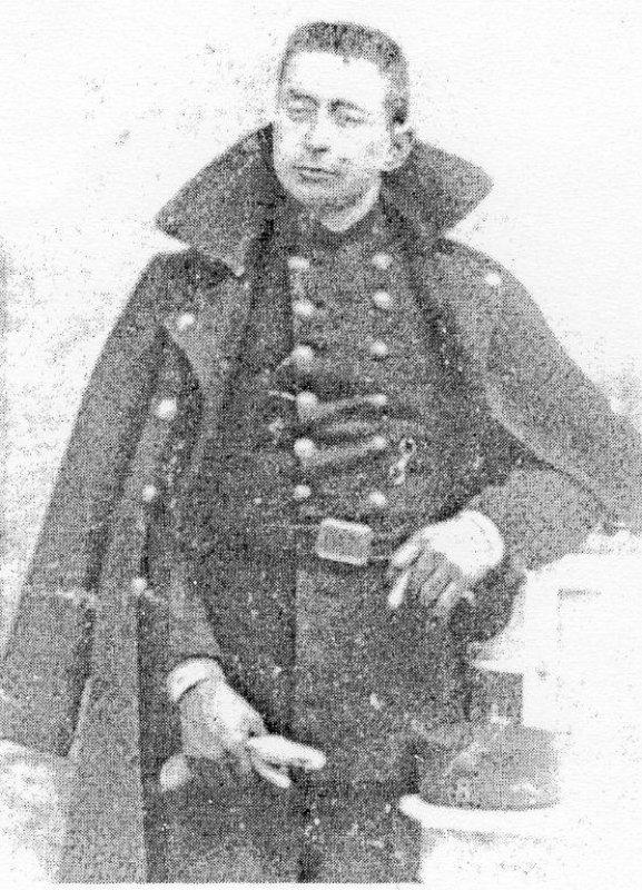 SWINNEN Victor August